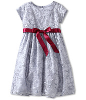 Us Angels - Lace Dress with Bow (Infant/Toddler)