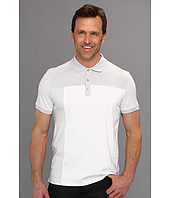 Calvin Klein - S/S 3 Button 60s/1 Liquid Cotton Interlock Polo