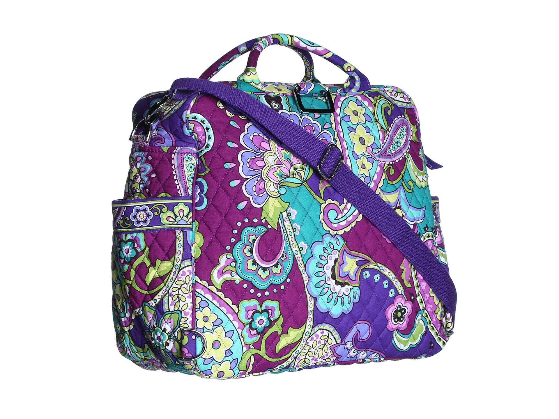 vera bradley handbags vera bradley outlet baby bag. Black Bedroom Furniture Sets. Home Design Ideas