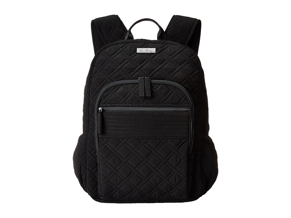 Vera Bradley Campus Backpack Black Backpack Bags