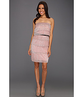 Jessica Simpson - Strapless Ruffle Tier Dress