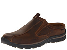 SKECHERS - Relaxed Fit Superior-Kane (Dark Brown)