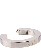 Marc by Marc Jacobs - Standard Supply Plaque Simple Cuff