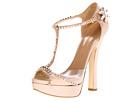 DSQUARED2 - Liz Open Toe (Raso Nudo) - Footwear