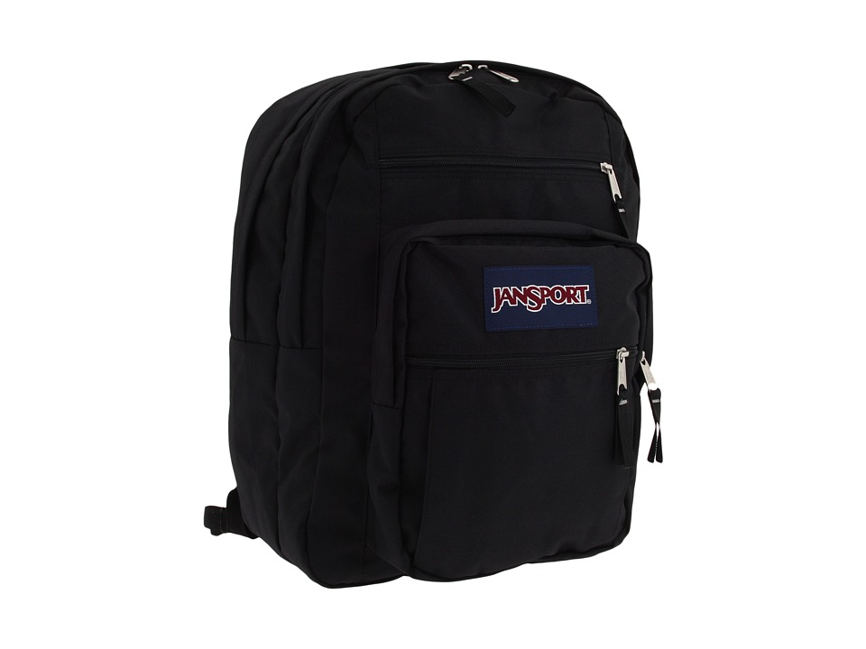 JanSport - Big Student (Black) Backpack Bags