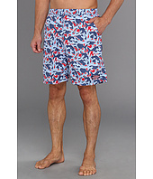 Vineyard Vines - Fish Coral Chappy Trunk