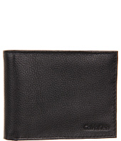 Calvin Klein - Passcase - Pebble Leather
