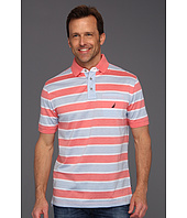 Nautica - S/S Wide Stripe Polo