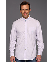 Nautica - Solid Vineyard Poplin Button Down L/S Shirt
