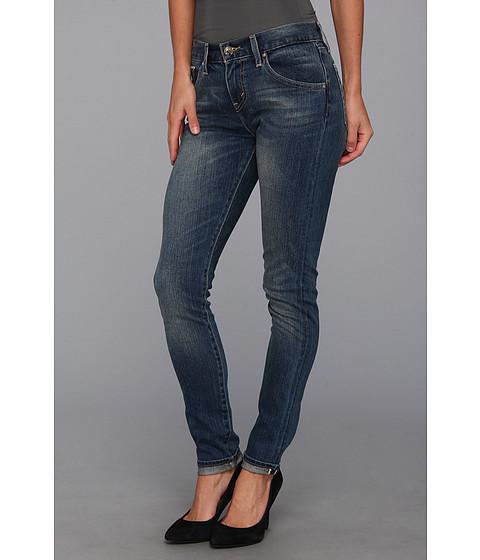 levis juniors boyfriend skinny selvedge jean shipped. Black Bedroom Furniture Sets. Home Design Ideas