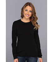 Pendleton - Washable Silk-Blend Jewel Neck Pullover