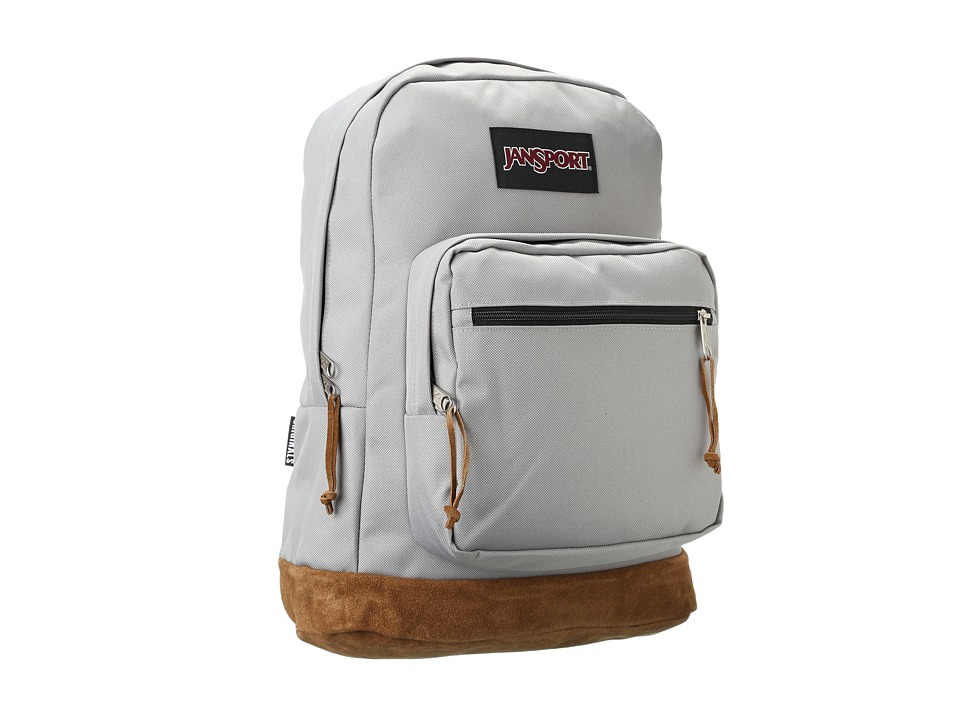JanSport Right Pack Grey Rabbit Backpack Bags