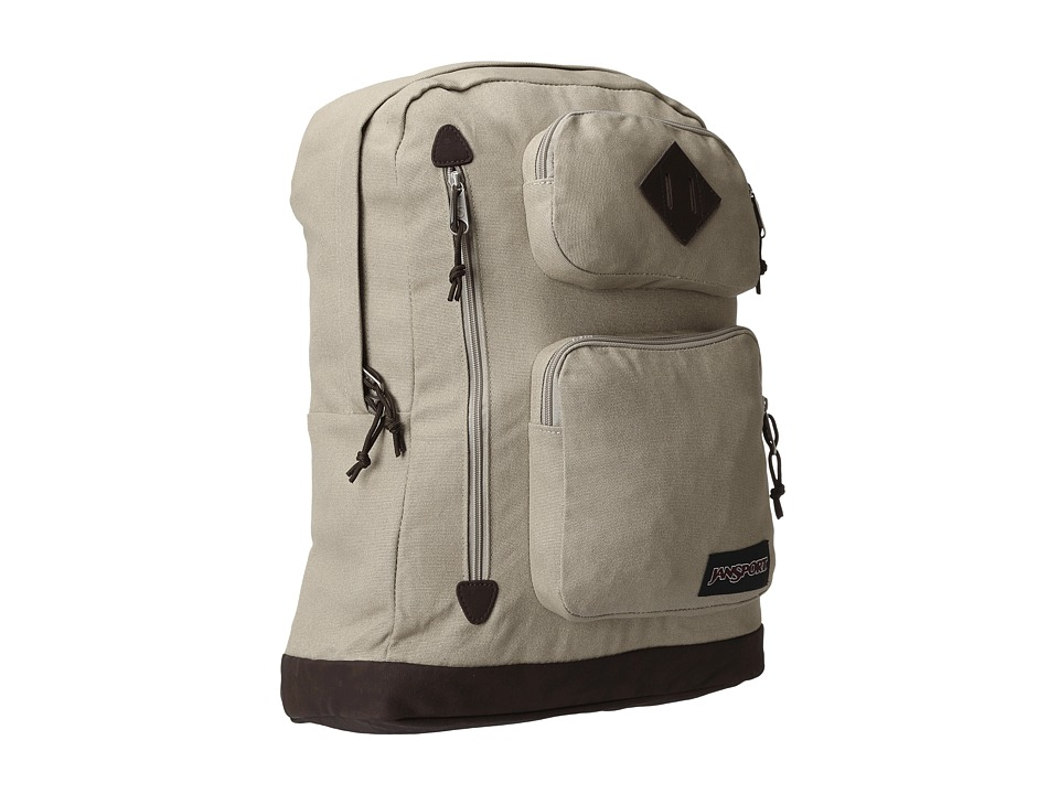 JanSport Houston Desert Beige Backpack Bags