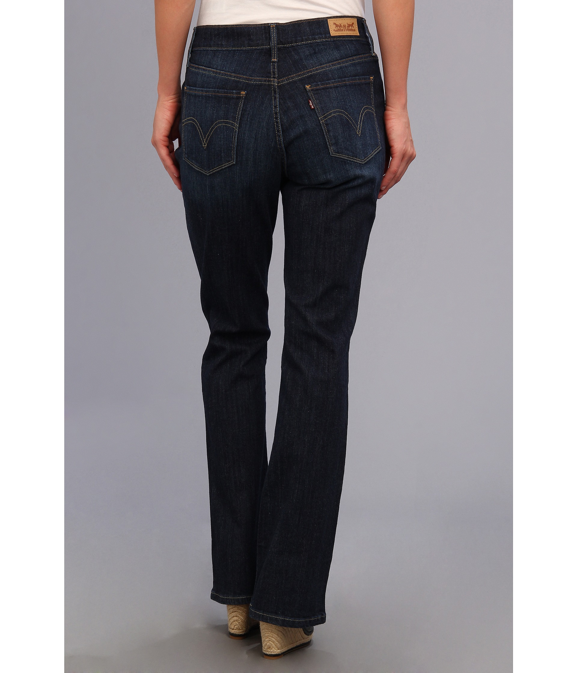 Womens Levi 515 Bootcut Jeans