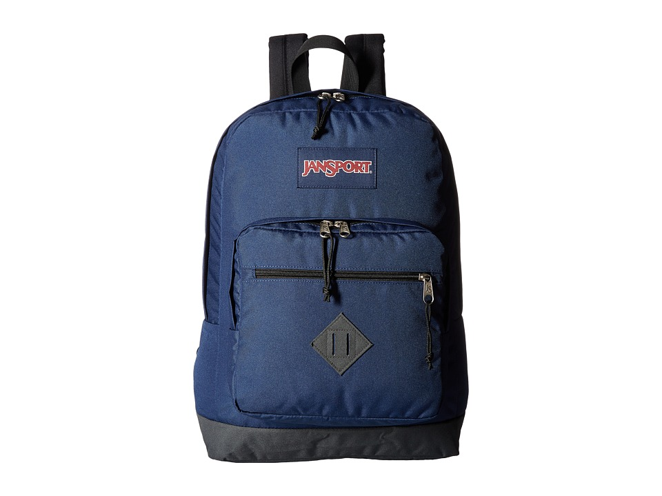 JanSport - City Scout (Navy) Backpack Bags