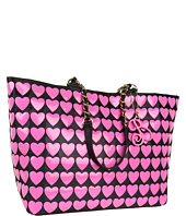 Betsey Johnson - Plastik Hearts Tote