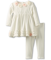 Biscotti - Pom Pom Petals Infant Dress & Legging (Infant)