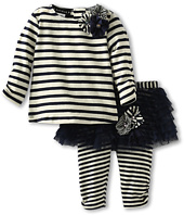Kate Mack - Poodle In Paris Tee & Tutu Legging Set (Toddler)