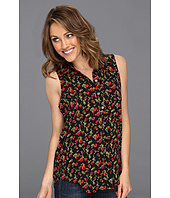 TWO by Vince Camuto - S/L Rose Floral Boy Shirt