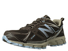 New Balance WT610v3 Brown, Cashmere Blue, Tan Shoes