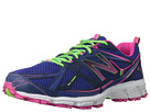 New Balance WT610v3 Blue, Pink Shoes