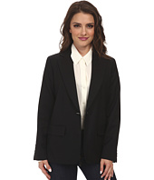 Pendleton - Petite One-Button Blazer