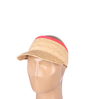 Hat Attack - Braided Visor W/Grosgrain Binding Trim