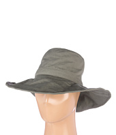 Hat Attack - Washed Canvas Sunhat W/Wire Brim
