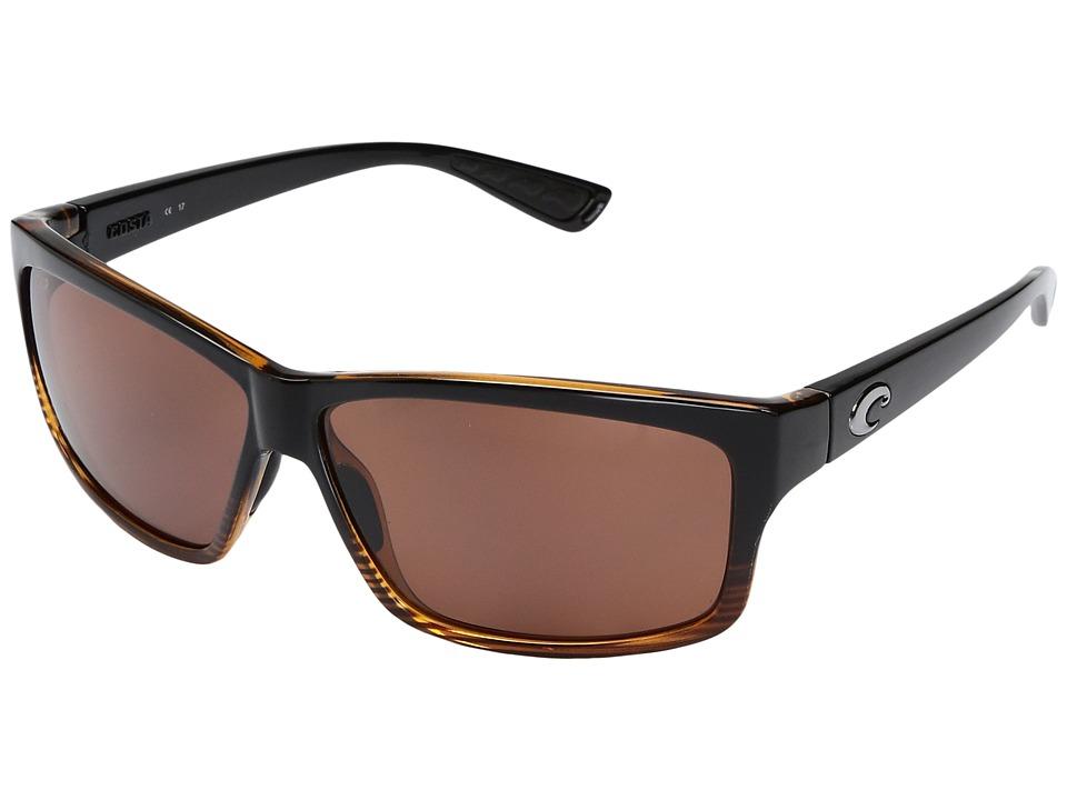 Costa Cut 580 Plastic (Coconut Fade/Copper 580 Plastic Le...