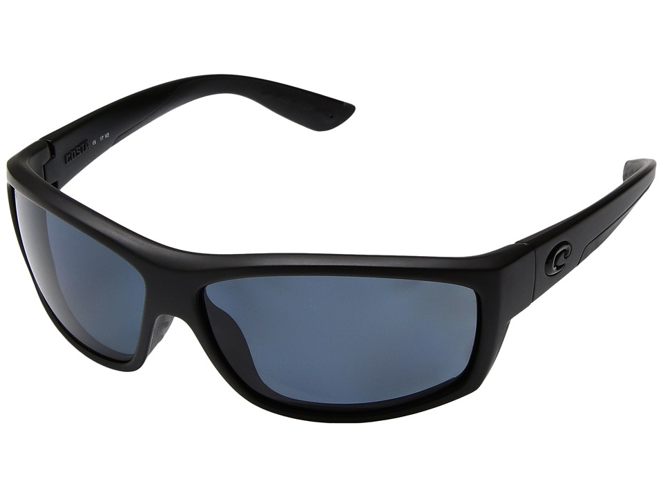 Costa - Saltbreak 580 Plastic (Blackout/Gray 580 Plastic Lens) Sport Sunglasses