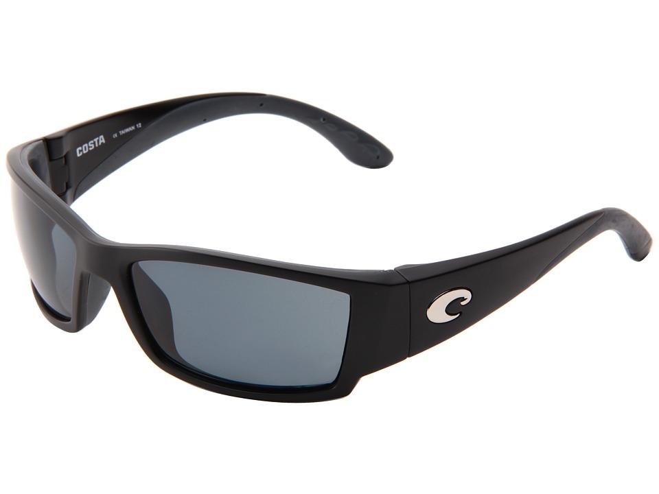 Costa Corbina 580 Plastic Black/Gray 580 Plastic Lens Sport Sunglasses