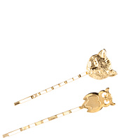 Emily Elizabeth Jewelry - Owl and the Pussycat Bobby Pins