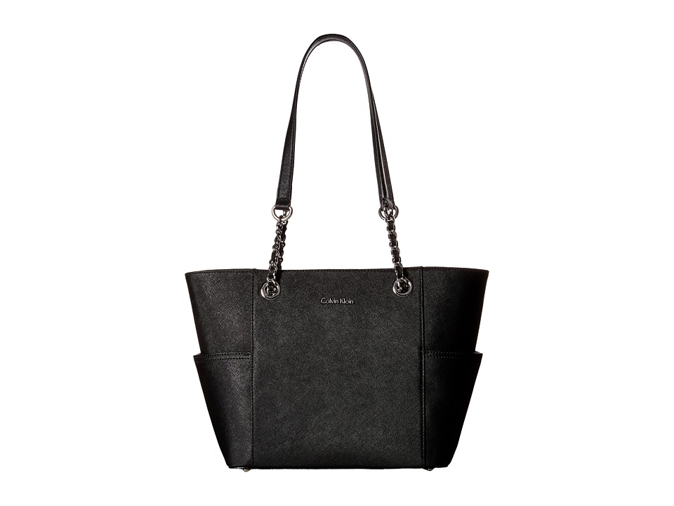 Calvin Klein Key Items H3DA11HU (Black) Tote Handbags
