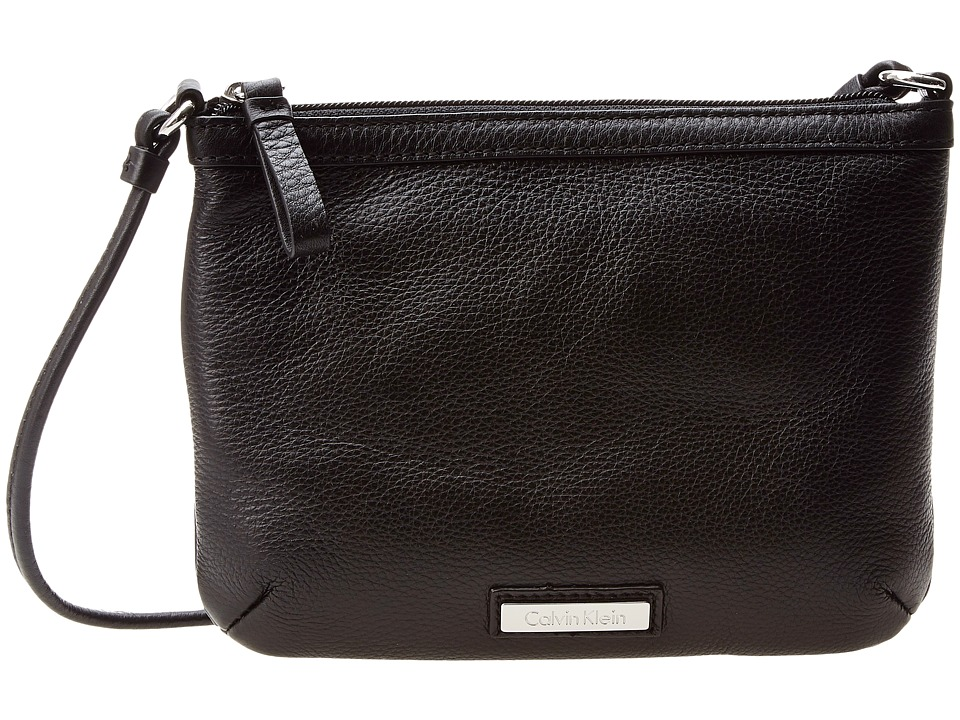 Calvin Klein Key Items H3DEA1KF (Black) Cross Body Handbags
