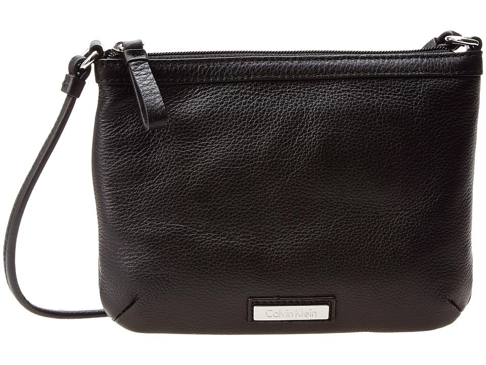 Calvin Klein - Key Items H3DEA1KF (Black) Cross Body Handbags