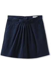Lacoste Kids - Girl's Pleated Corduroy Mini Skirt (Little Kids/Big Kids)