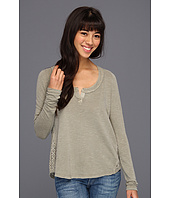 Free People - Patches Of Lace Henley