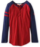 Appaman Kids - Boys' Super Soft Retro Baseball Henley (Toddler/Little Kids/Big Kids)