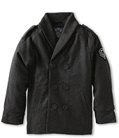 Appaman Kids - Boys' Shawl Collar Peacoat (Toddler/Little Kids/Big Kids)