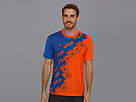 adidas - Predator CLIMALITE Tee (Orange/Blue Beauty)