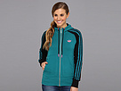 adidas Originals Girly Zip French Terry Hoodie