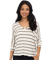 Splendid - Striped Drapey Dolman