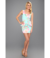Brigitte Bailey - Izzie Floral Peplum Dress