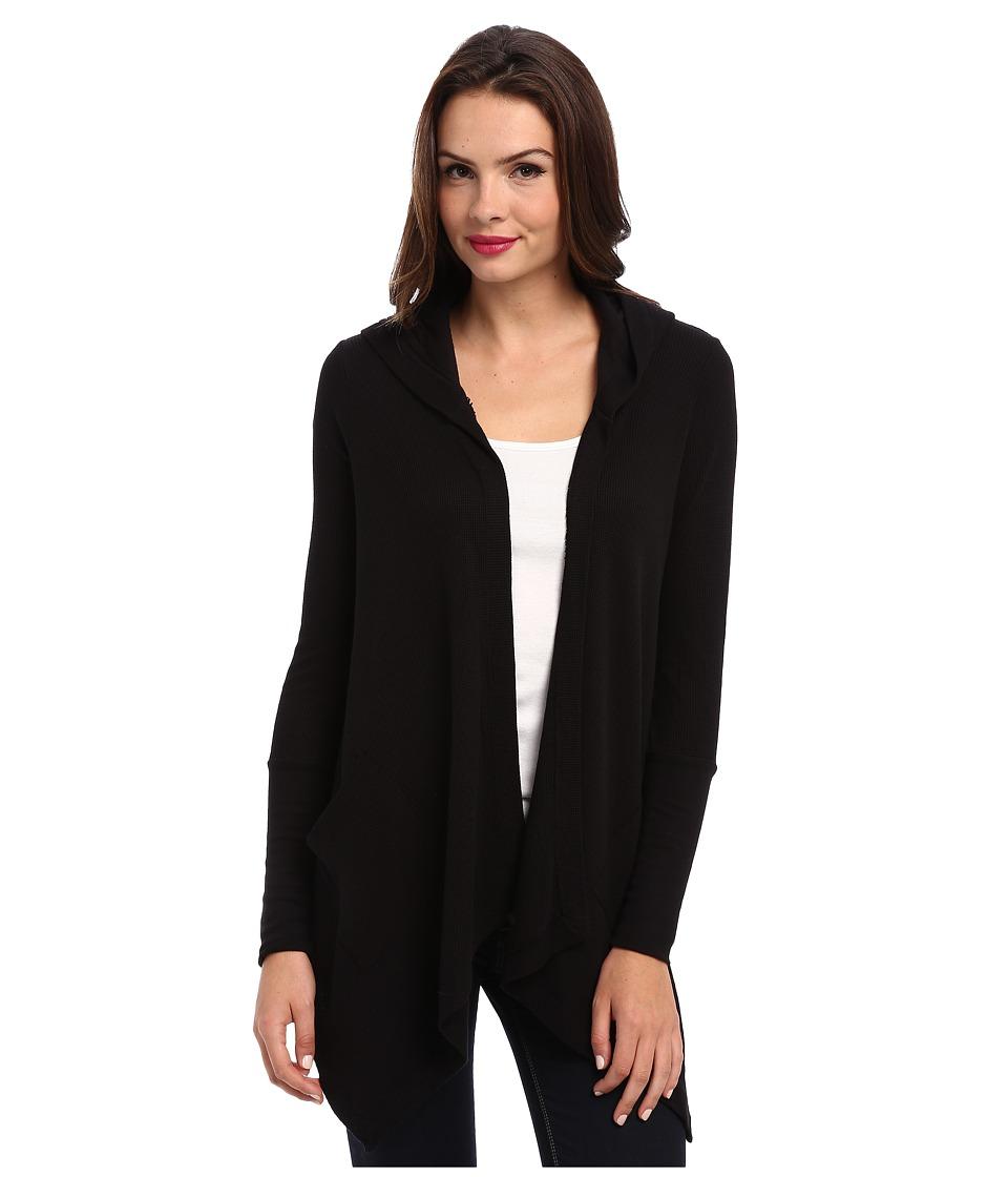 Splendid - Thermal Wrap (Black) Womens Coat