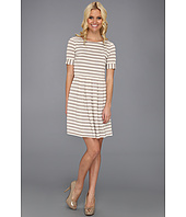 Ivy & Blu Maggy Boutique - S/S Stripe Dress