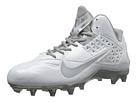Nike Speedlax 4 (White/Metallic Silver)