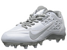 Nike - Speedlax 4 (White/Metallic Silver)