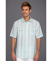 Tommy Bahama - Palmas Stripe Camp Shirt