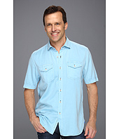 Tommy Bahama Denim - Island Modern Fit Twilly Junior S/S Shirt