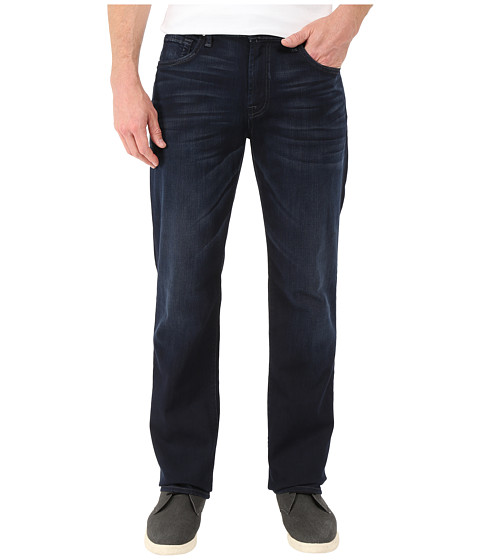 7 For All Mankind Luxe Performance Carsen Easy Straight in Blue Ice